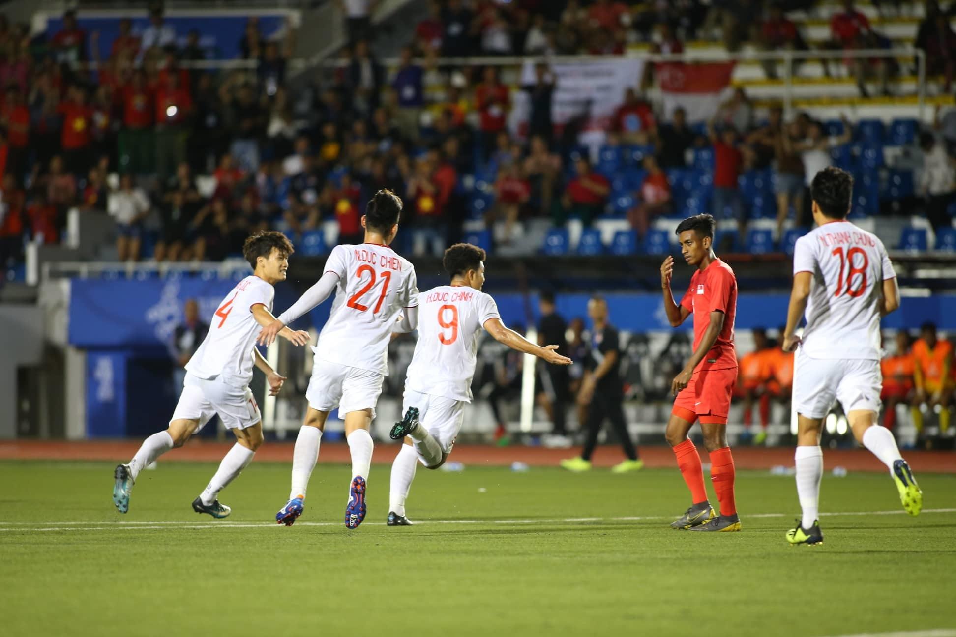 Điều kiện để U22 Việt Nam đoạt vé bán kết SEA Games 30