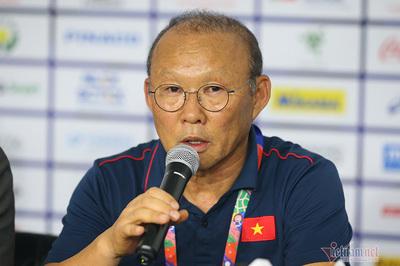 HLV Park Hang Seo: U22 Việt Nam đá trận sống còn với Thái Lan