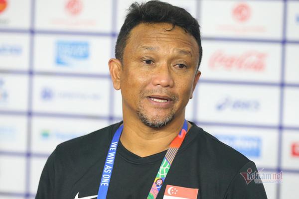 HLV Singapore: 'U22 Việt Nam sẽ vào chung kết SEA Games'