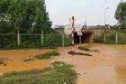 Thủ tướng chỉ đạo kiểm tra thông tin đường ống nước sông Đà bị rò rỉ