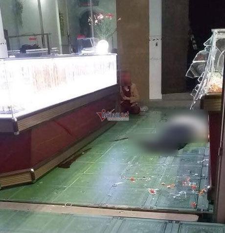 cướp tiệm vàng,Bình Định