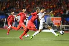Singapore kỷ luật 9 cầu thủ trốn trại ở SEA Games 30