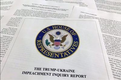 Hạ viện ra báo cáo, vạch trần 'vô số tội' của ông Trump