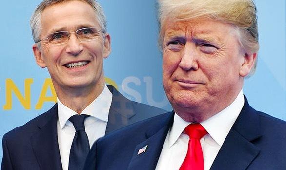 NATO,Tổng thư ký NATO,Mỹ