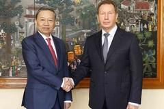 Vietnam, Russia enhance cooperation in crime combat