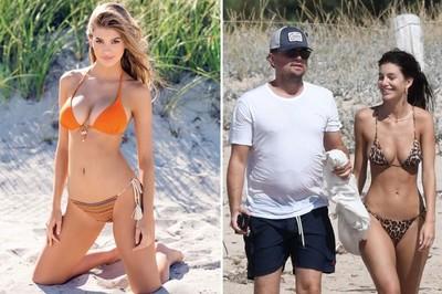Bạn gái kém 23 tuổi của Leonardo DiCaprio khó chịu vì bị soi mói
