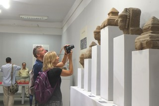 Museum boosts preservation of national treasures