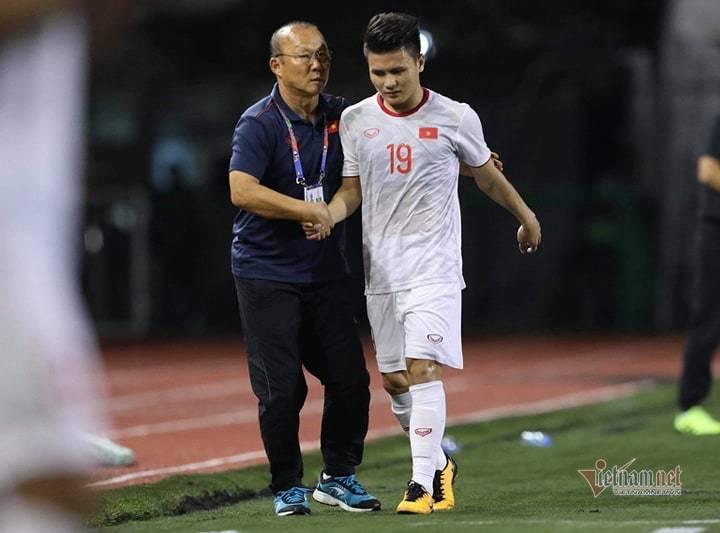 Quang Hải không thể đấu Thái Lan, chờ phép màu SEA Games 30
