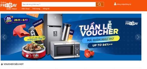 Vietnam E-Pavilion on e-commerce platforms debuts