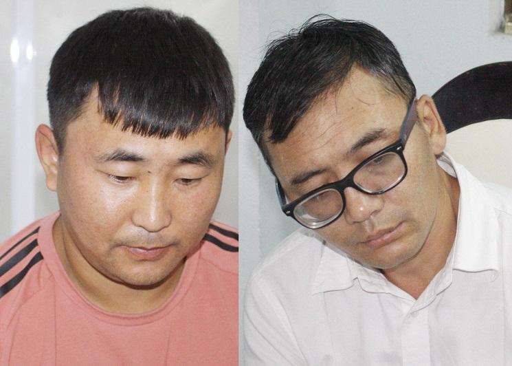 Bắt nhóm người Mông Cổ chuyên móc túi du khách ở Đà Nẵng