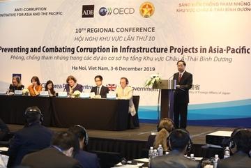 Experts gather in Hanoi to discuss anti-corruption