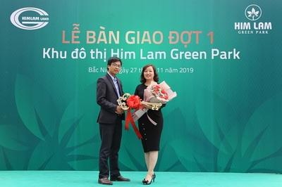 Him Lam Green Park chào đón những cư dân đầu tiên