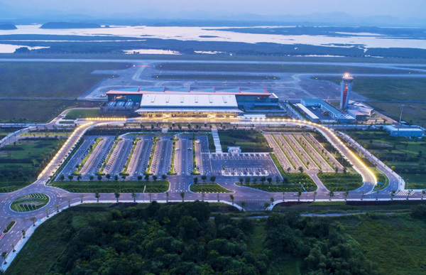 Van Don awarded World's Leading New Airport 2019