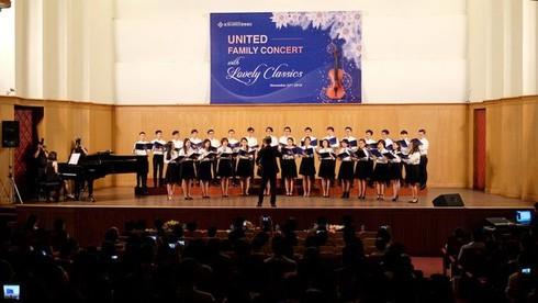 HCM City to host United Family Concert art program