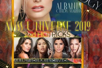 Missosology lists Hoang Thuy in Miss Universe's Top 20