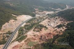 Sự thật phía sau nhiều ngọn đồi ở Quảng Ninh bị bạt nham nhở