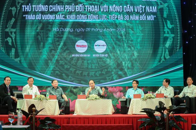 Thủ tướng Nguyễn Xuân Phúc,nông dân,nông nghiệp,nông sản việt