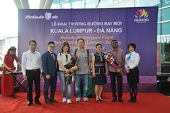 More air routes linking Southeast Asia and Danang opened