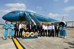 Vietnam Airlines seeks to buy 50 narrow-body jets