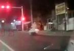Xác minh clip nghi vấn CSGT truy đuổi, thiếu niên lao vào cột đèn tử vong