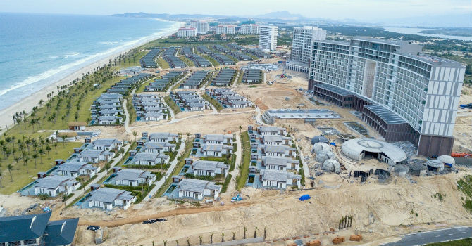 Bộ Công an phản đối chuyển đổi hợp thức condotel thành nhà ở