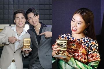 Hoàng Thuỳ Linh, Jack và K-ICM thắng giải nghệ sĩ châu Á xuất sắc ở MAMA 2019