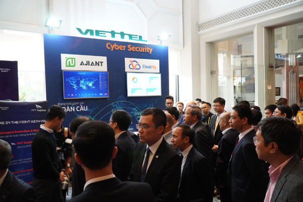 Viettel thắng áp đảo các giải thưởng An toàn thông tin 2019