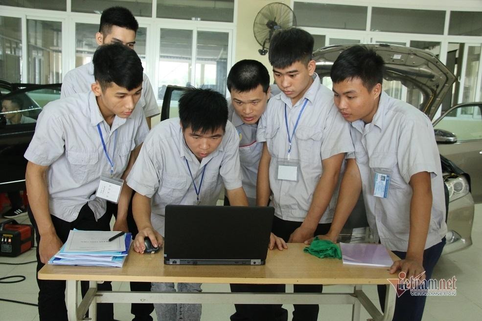 giáo dục nghề nghiệp,học nghề,dạy nghề,đào tạo nghề