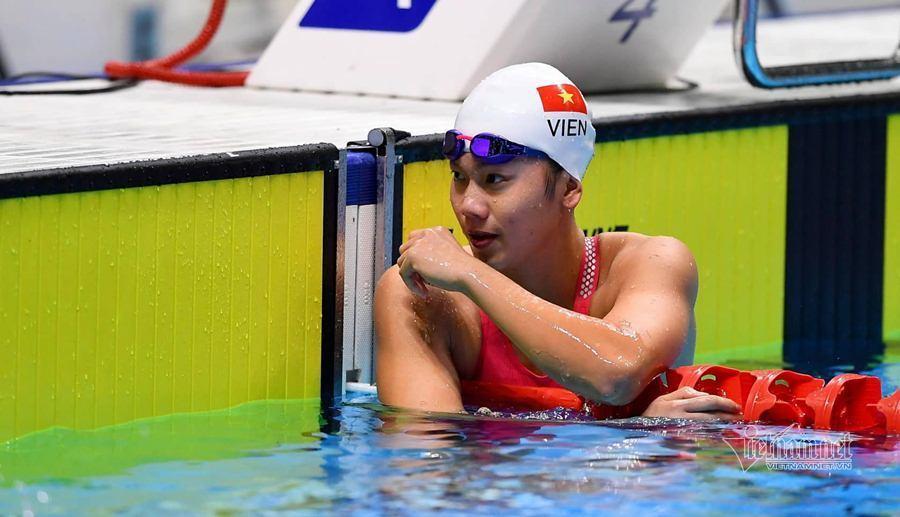 Lịch thi đấu Olympic của đoàn Việt Nam hôm nay 25/7: Ánh Viên xuất trận