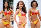 Thúy Vân tự tin diễn bikini sau sự cố 'lộ ngực'