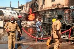 Cháy xưởng gốm ở Sudan, hàng trăm người thương vong