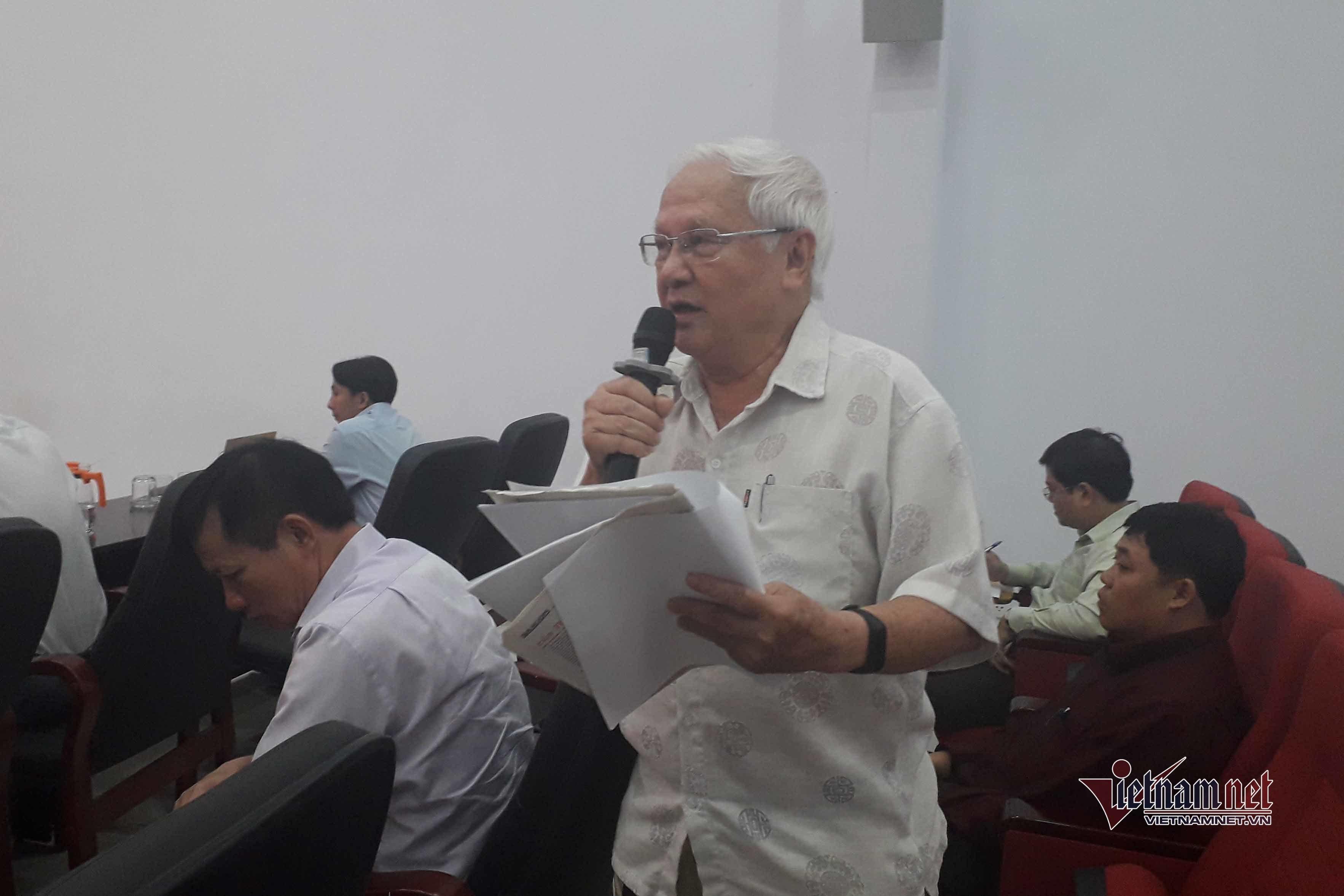 Chủ tịch TP.HCM nói về ông Tất Thành Cang