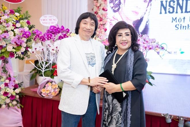 NSND Lệ Thủy: 'Hôn nhân như tổ chim, người vợ phải vun vén mới lâu dài'