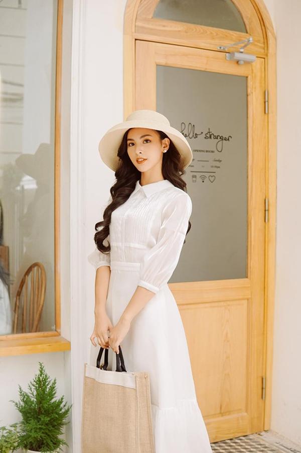 BTV VTV cao 1,68m đại diện Việt Nam thi Miss Charm International