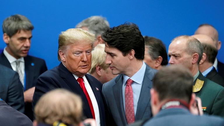 Ông Trump đột ngột huỷ buổi họp báo cuối cùng ở thượng đỉnh NATO