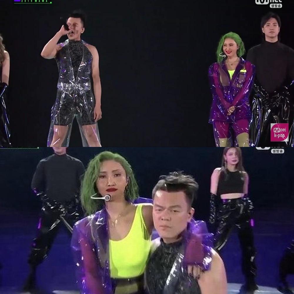 BTS lập kỷ lục 9 cúp MAMA 2019, chủ tịch JYP gây sốc mặc nilon xuyên thấu