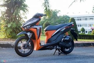 Chủ xe Honda Vario 150 chi 250 triệu độ đồ chơi tại Đồng Nai
