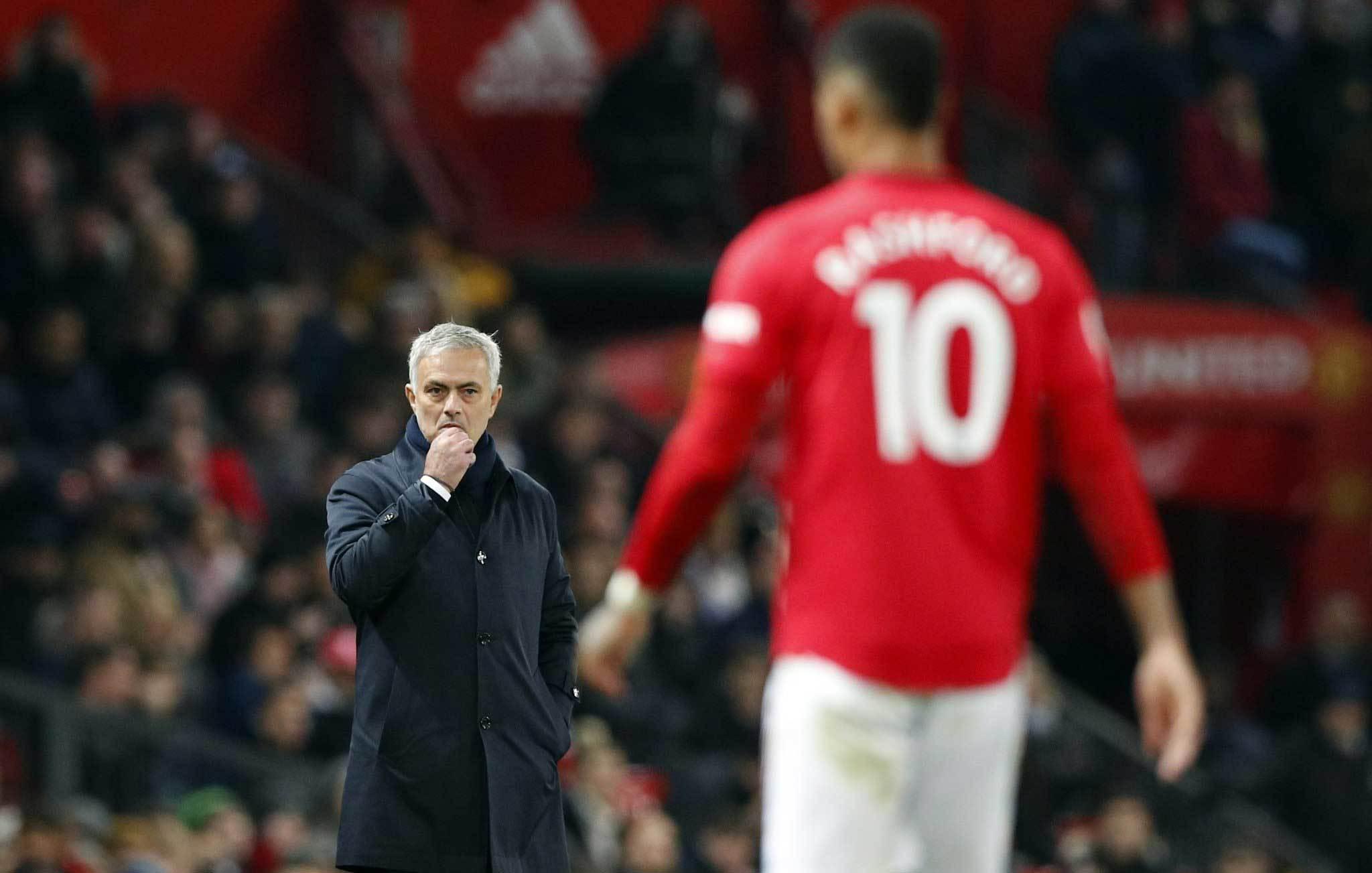 Mourinho thừa nhận: MU thắng xứng đáng, Rashford quá hay