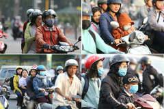 Đón gió lạnh 20 độ, thích thú diện áo ấm tận hưởng mùa đông Sài Gòn