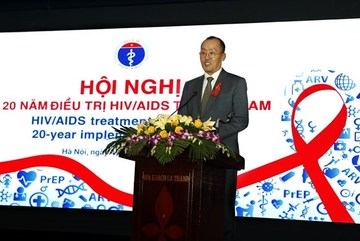 Vietnam on way to end AIDS pandemic in 2030