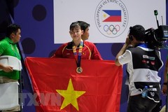 SEA Games 30: Vietnam wins 5 gold medals on fourth competition day