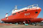 Hạ thủy tàu tìm kiếm, cứu nạn tàu ngầm đa năng MSSARS 9316