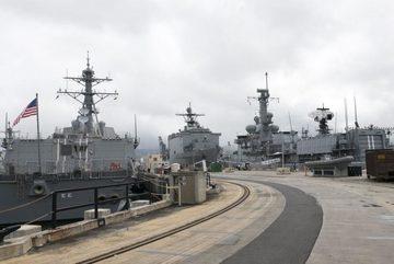 Xả súng bắn giết tại căn cứ Trân Châu cảng