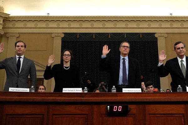 'Giằng xé ác liệt' giữa các luật sư trong cuộc chiến luận tội ông Trump