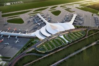 Một đề xuất cho mô hình sân bay Long Thành