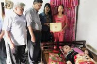 Hỗ trợ nạn nhân chất độc da cam bị thiệt hại bởi cơn bão số 5