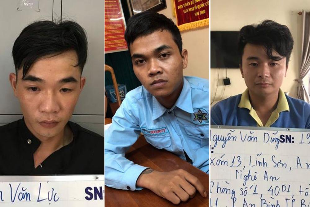 Lật mặt kẻ trùm sò vụ nổ súng cướp tiệm vàng ở ven Sài Gòn