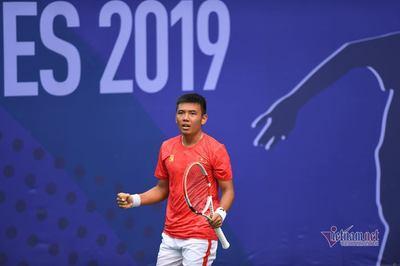 Quần vợt Việt Nam có HCV lịch sử ở SEA Games