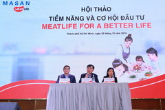 Masan MEATLife set to list shares on UPCoM