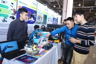 Techfest 2019 kicks off in Ha Long
